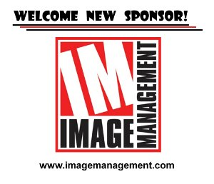 Welcome New Sponsor Image Management